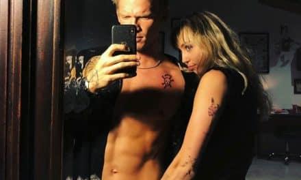 Cody Simpson y Miley Cyrus marcaron su amor con un tatuaje