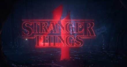 Netflix publicó tráiler de Stranger Things 4