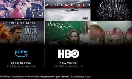 HBO incluyó su contenido en la programación de Amazon Prime