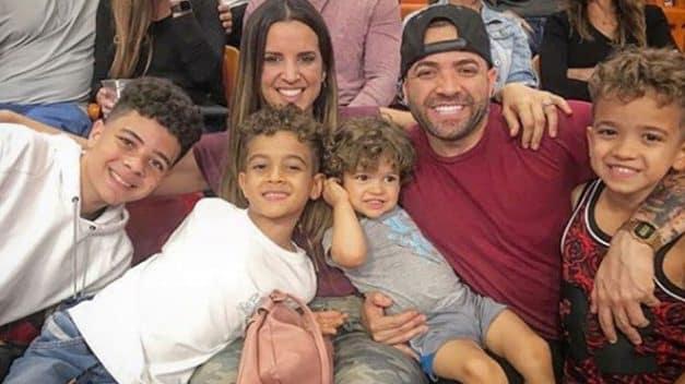 «Somos familia»: Nacho confirmó su ruptura con Inger