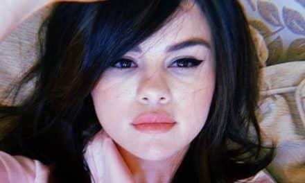 Selena Gómez fue criticada por postear foto sin maquillaje