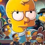 Los Simpson parodiaron a Stranger Things para su especial de Halloween