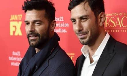 Ricky Martin: «estamos embarazados»