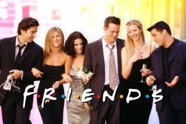 Coestrellas de 'Friends' se reunieron para una selfie
