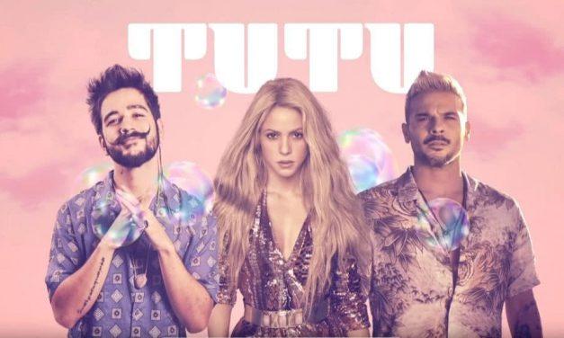 ¡Se cumplió! 'Tutu' de Camilo suena en la voz de Shakira