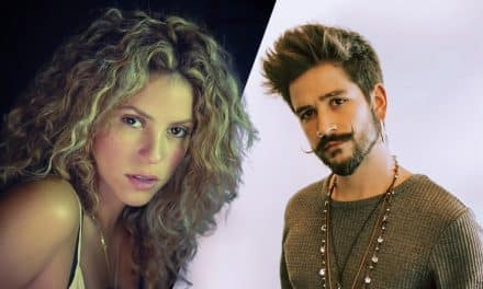 ¿Se viene un dúo? Shakira canta Tutu de Camilo