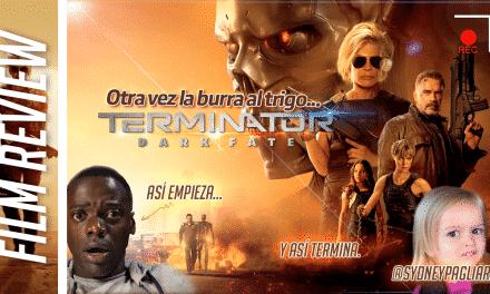Review Terminator Dark fate