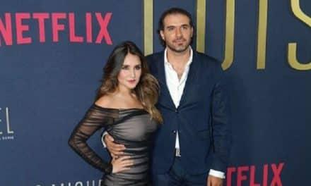 Dulce María y Paco Álvarez se casaron tras tres años de relación