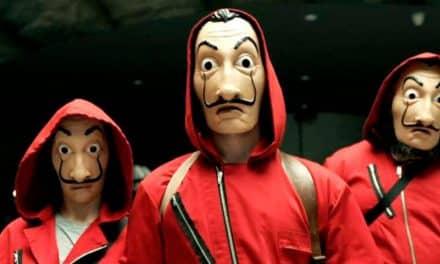 """Netflix confirmó la quinta temporada de """"La Casa de Papel"""""""
