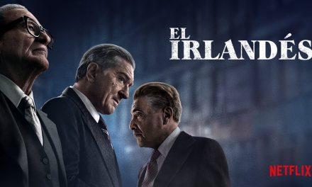 """Ya llegó el último tráiler de """"El irlandés"""", la nueva apuesta de Netflix"""