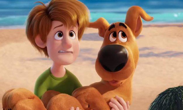Así fue el tierno primer encuentro de Shaggy y Scooby Doo (tráiler)