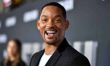 Will Smith mostró el trasero para crear conciencia (Video)