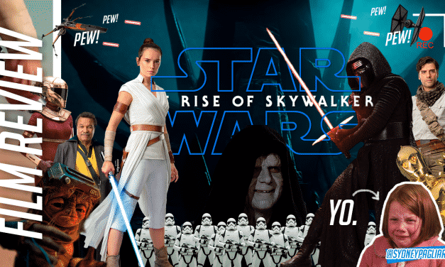 Review Star Wars The rise of Skywalker