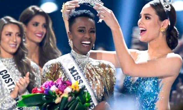 La sudafricana Zozibini Tunzi se coronó Miss Universo