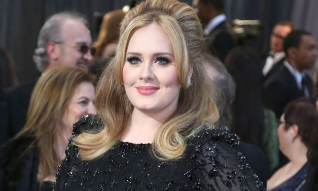 Fotos navideñas mostraron a una Adele más delgada