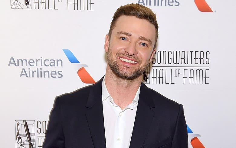 Justin Timberlake se disculpó con su esposa y su hijo