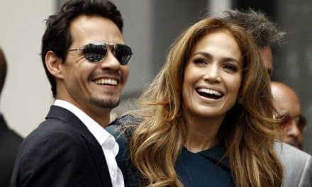El mensaje de amor de Marc Anthony a Jennifer López