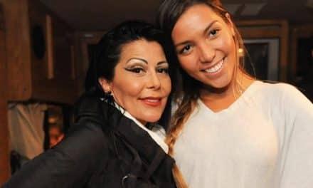 Alejandra Guzmán y Frida Sofia se están reconciliando