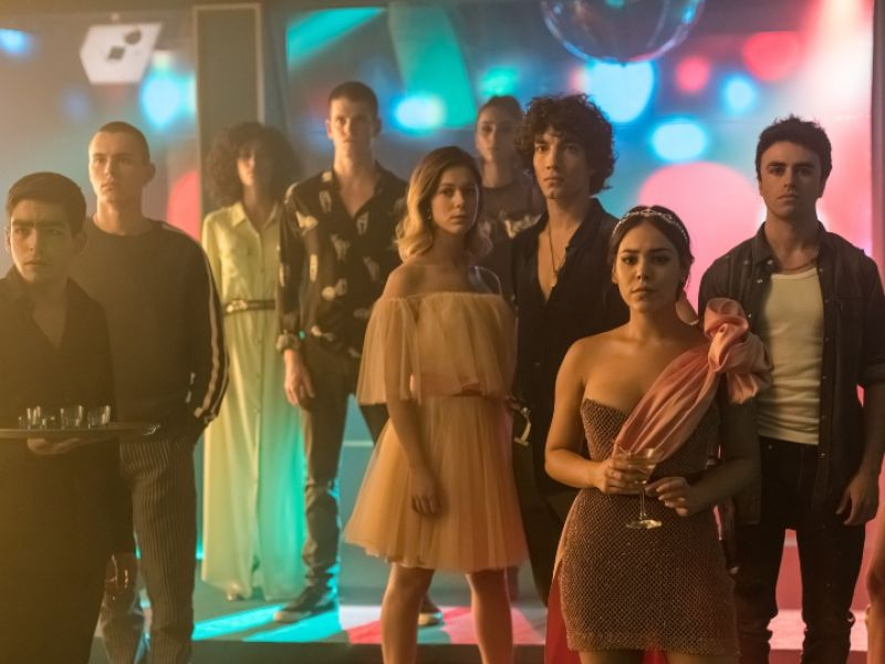 Netflix publicó tráiler de Élite y reveló fecha de estreno