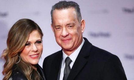 Tom Hanks y su esposa tuvieron coronavirus
