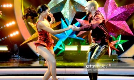 Humberto Gómez baila con sabor venezolano