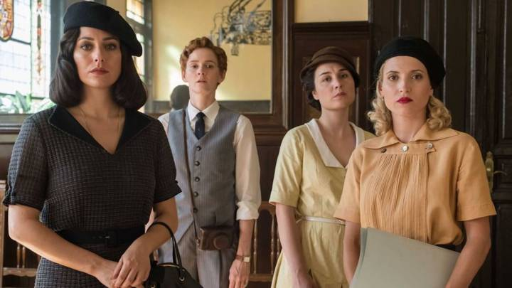 El memorable final de Las chicas del cable