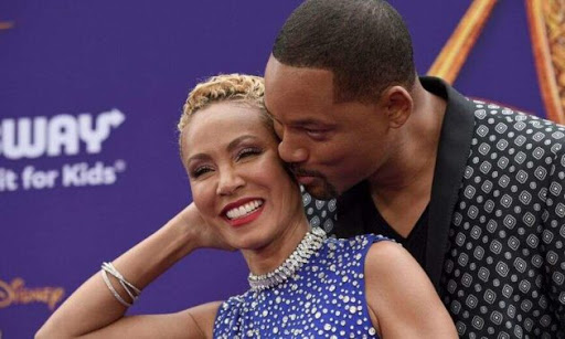 Jada Pinkett le fue infiel a Will Smith