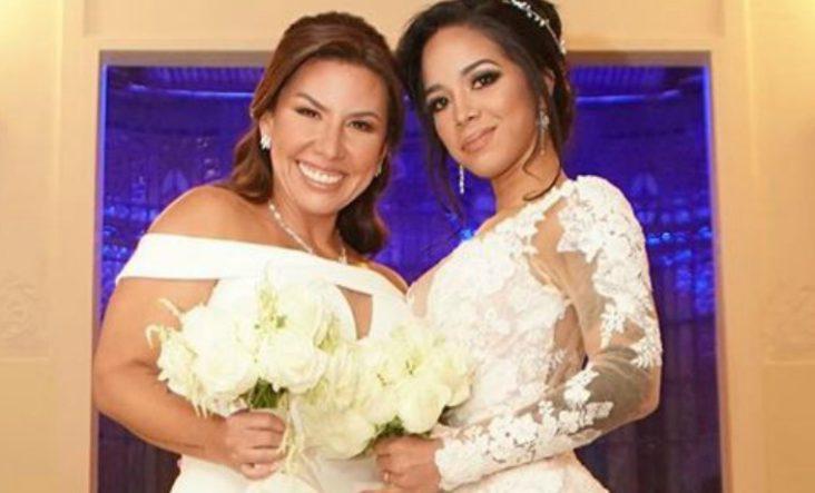 Confirmado Vanessa Senior y Nany Luna terminaron