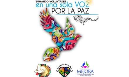 Celebrando el 21 de septiembre «día internacional de la paz»