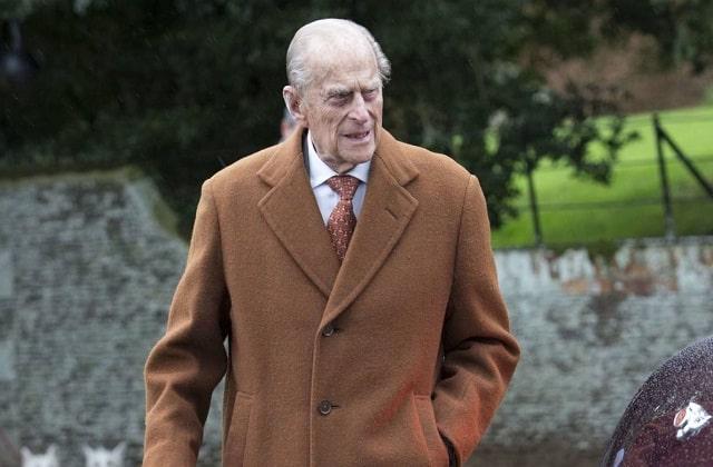 Ataúd del Duque de Edimburgo tiene más de 30 años