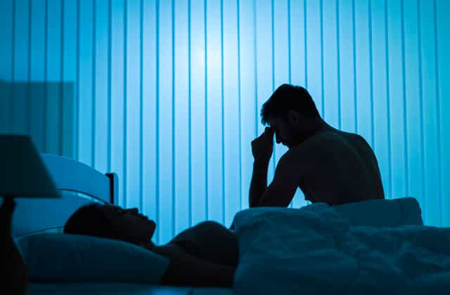 ¿Qué alimentos producen más insomnio?