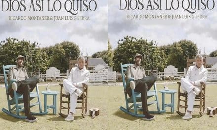 Ricardo Montaner y Juan Luis Guerra juntos en «Dios así lo quiso»