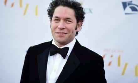 Gustavo Dudamel es el nuevo director musical de la Ópera de París
