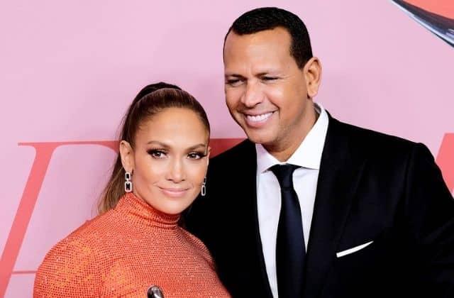 Jennifer López y Alex Rodríguez anunciaron su separación