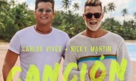 """Ricky Martin y Carlos Vives estrenarán """"Canción Bonita"""""""