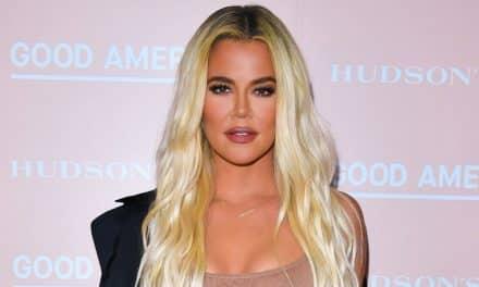 Khloé Kardashian habló de su cuerpo y los retoques